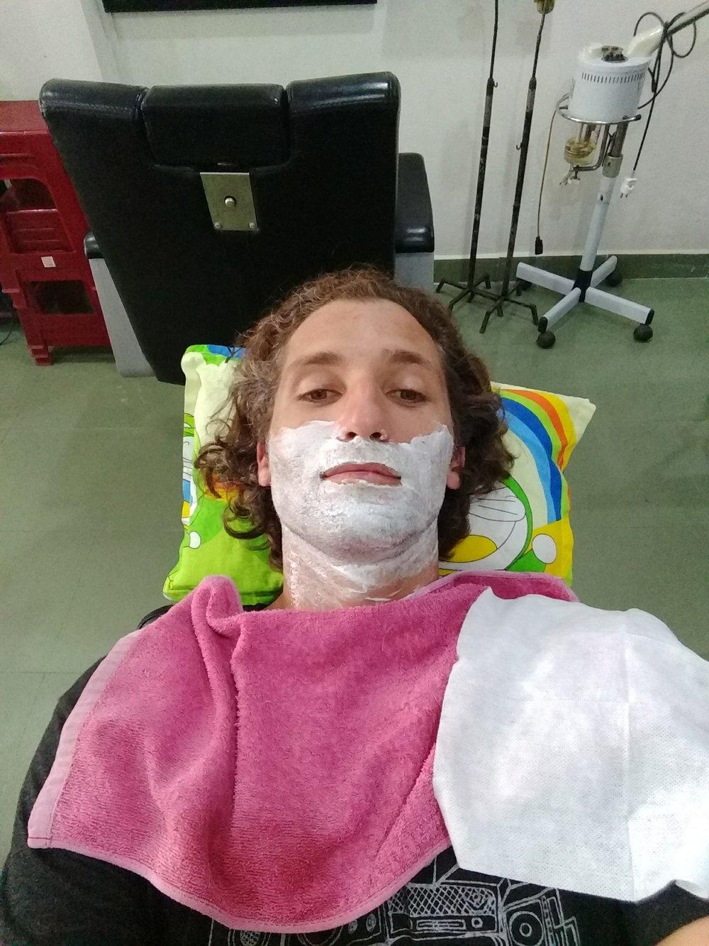 Shave Part 1