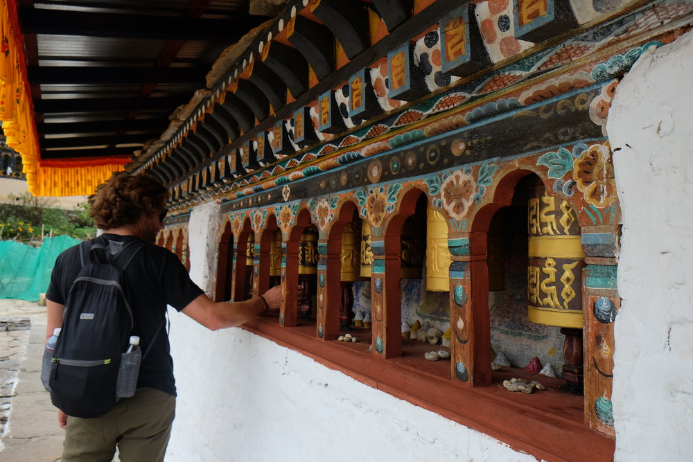 Mini Prayer Wheels