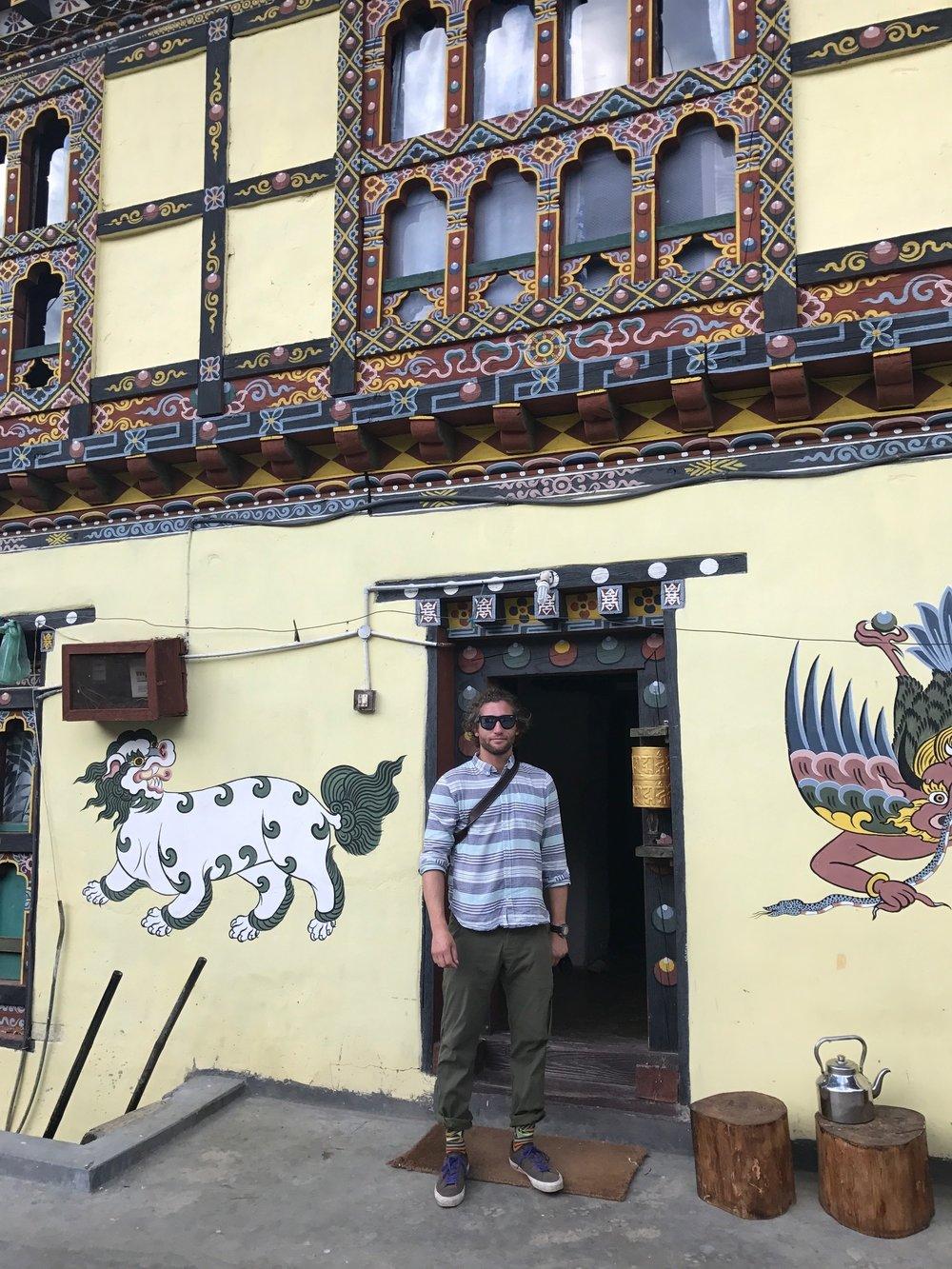 Home Stay Near Thimpu