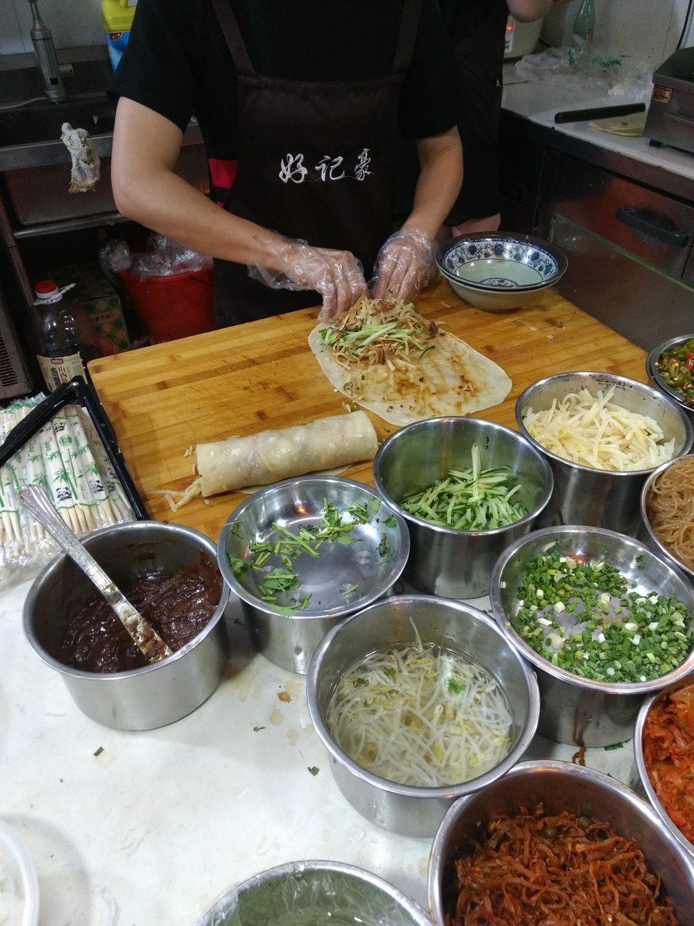 ??????, best street food in Ningbo