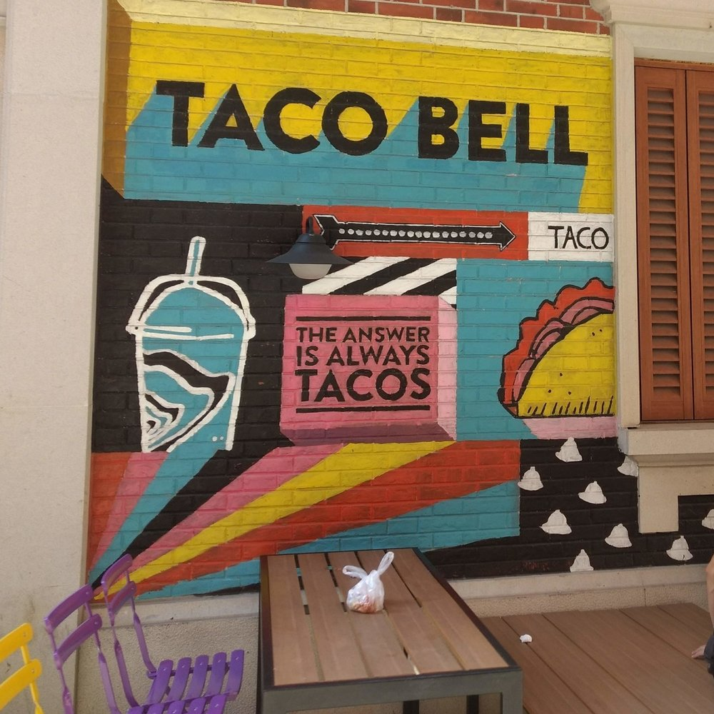Cool Taco Bell?