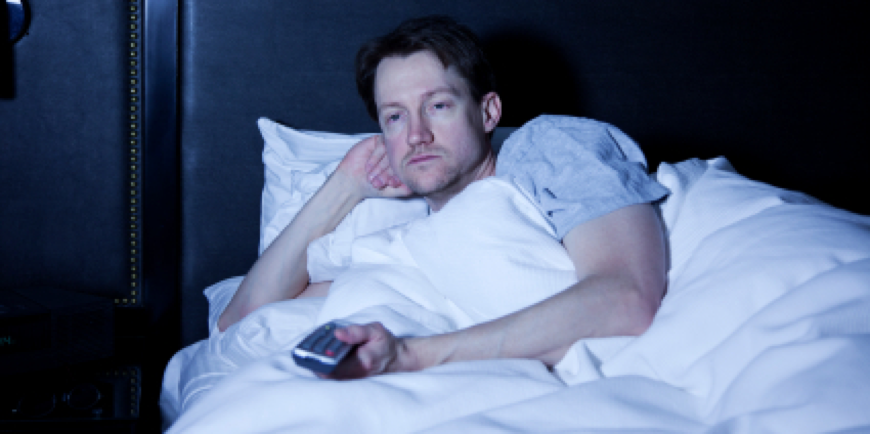More than 25 million people suffer from chronic insomnia