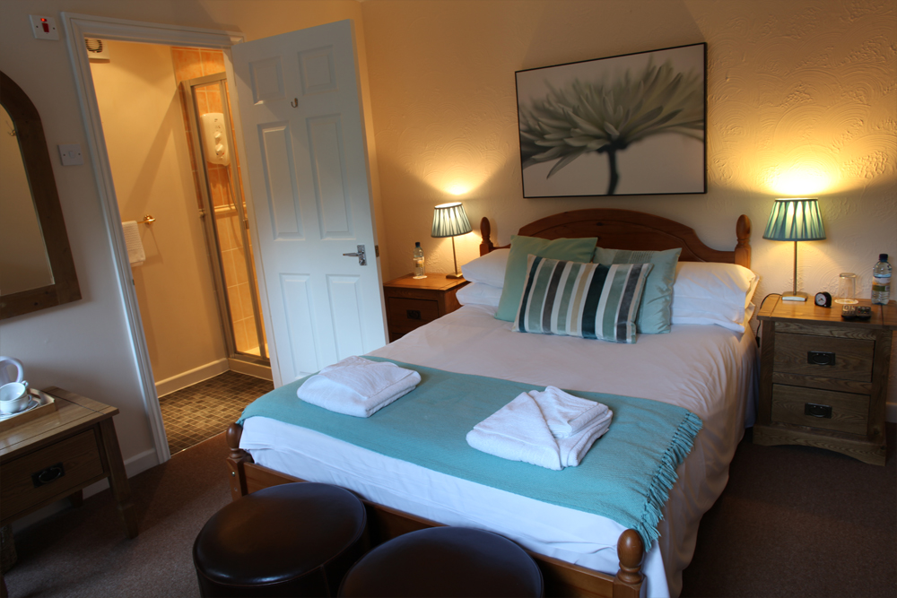 Double Room 7 with shower