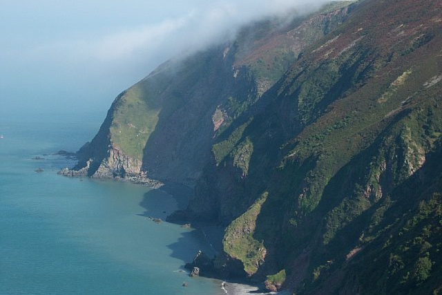 Foreland Point at Countisbury