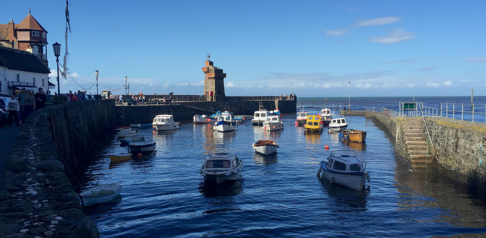 Lynmouth Harbour