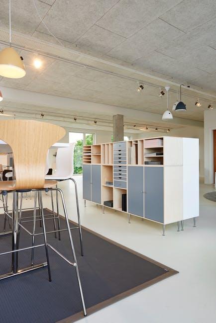 Home Office light fixtures -
