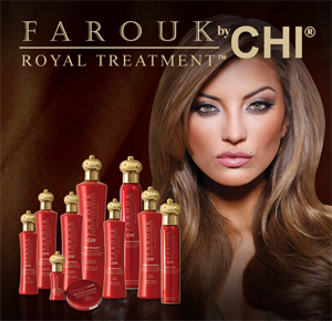 Farouk Royal Treatment™ by CHI®