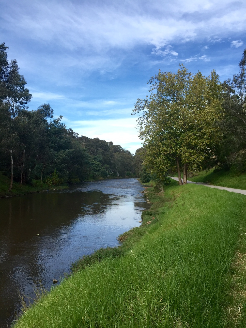 Yarra River Trail, Melbourne