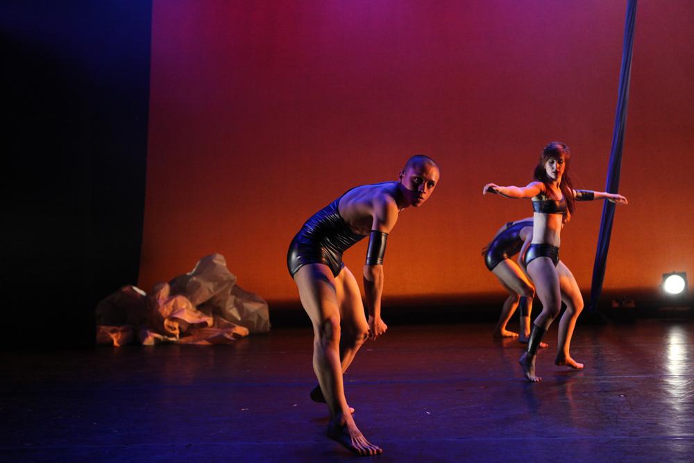 Choreography : Laurel Walker,Diego Andrés Gasca,Rachael Hoppock  Set :Stephan Moravsky  Costumes : Izzy Fileds  2012