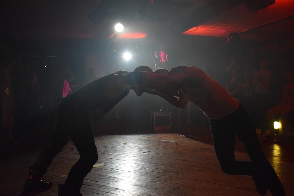 Directed By : Teddy Bergman  Choreography : Ani Taj Niemann  Set : Gabriel Evansohn  Costumes : Brad Callahan