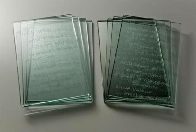 Glass Book  Fabio Massimo Faggi