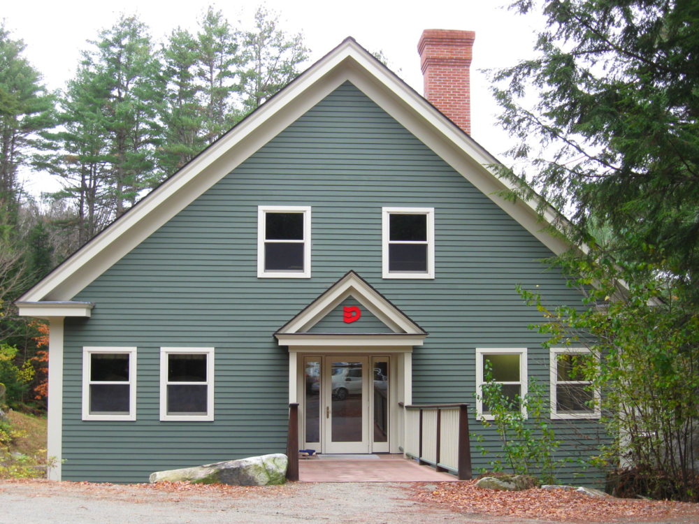 Domus is located in the Upper Valley in Etna, NH
