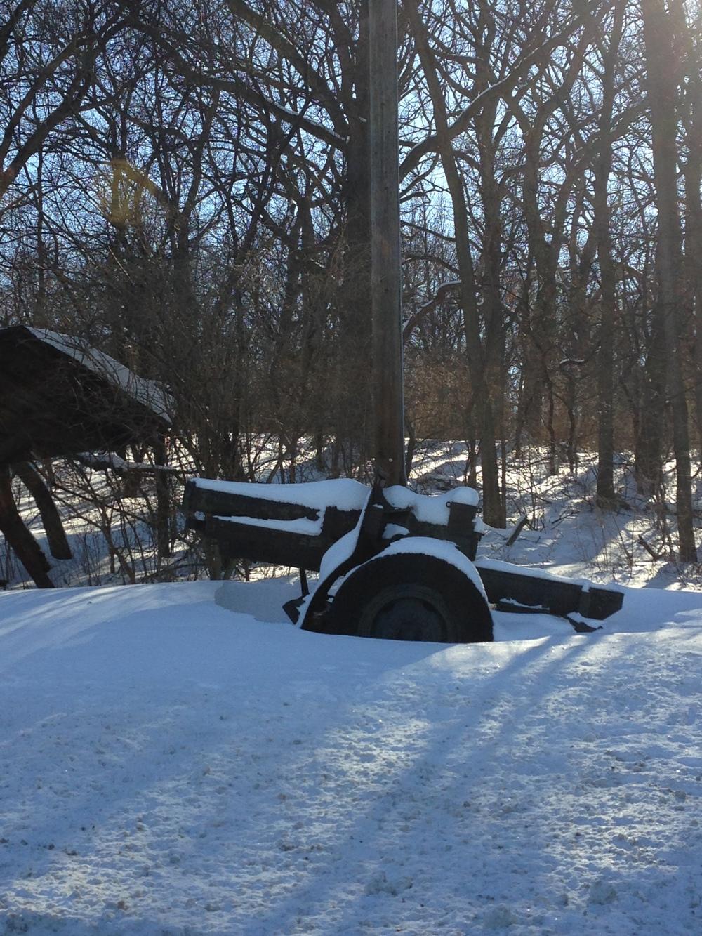 Snowy War Memorial