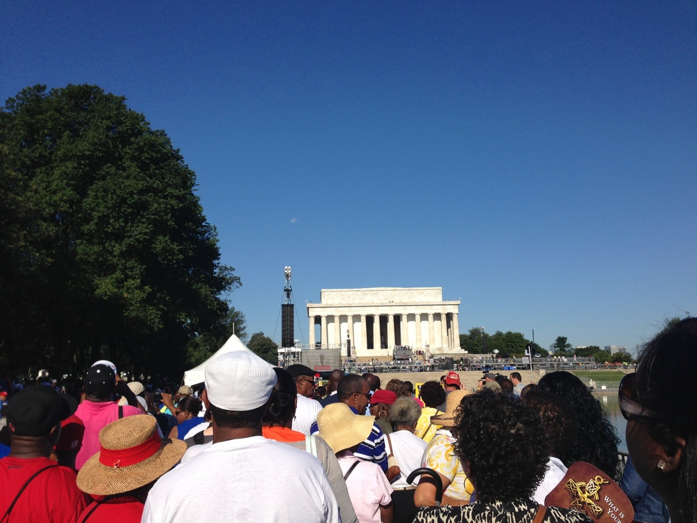 08/2013 March on Washington 50 Year Anniversary