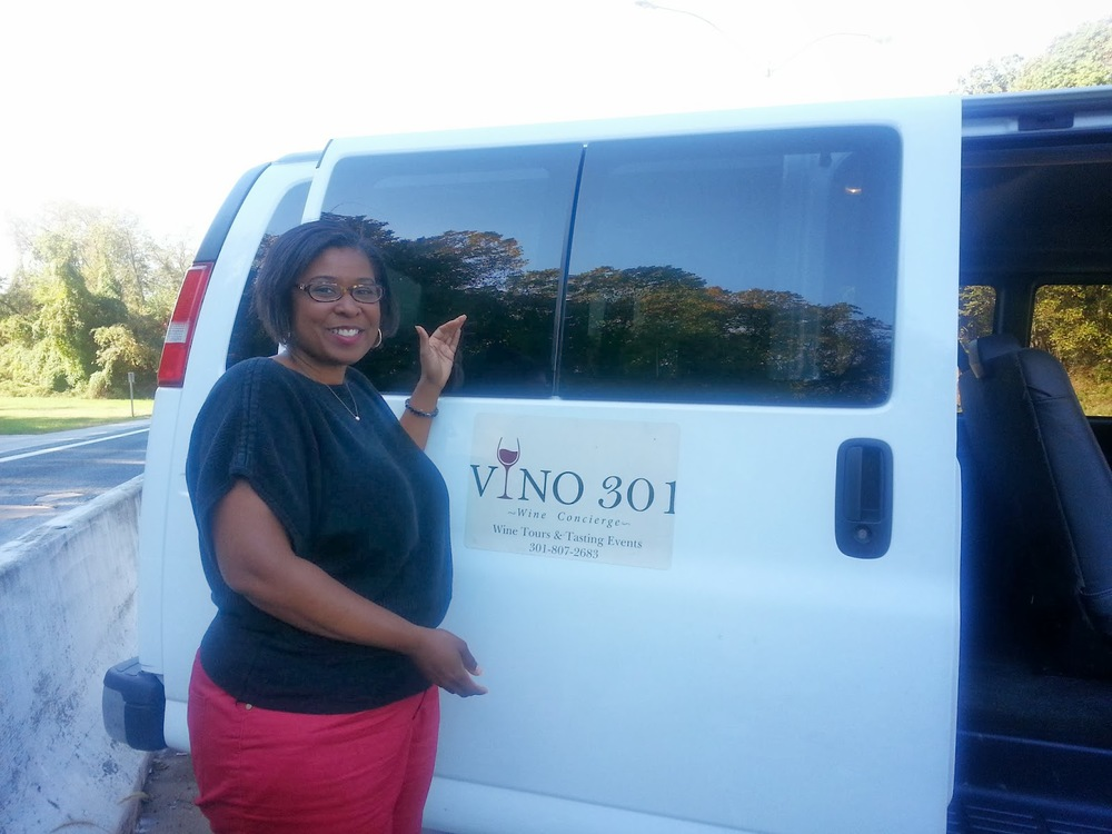 Leslie Frelow, owner of Vino 301