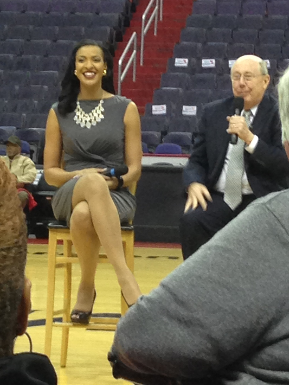 Coach Mike Thibault