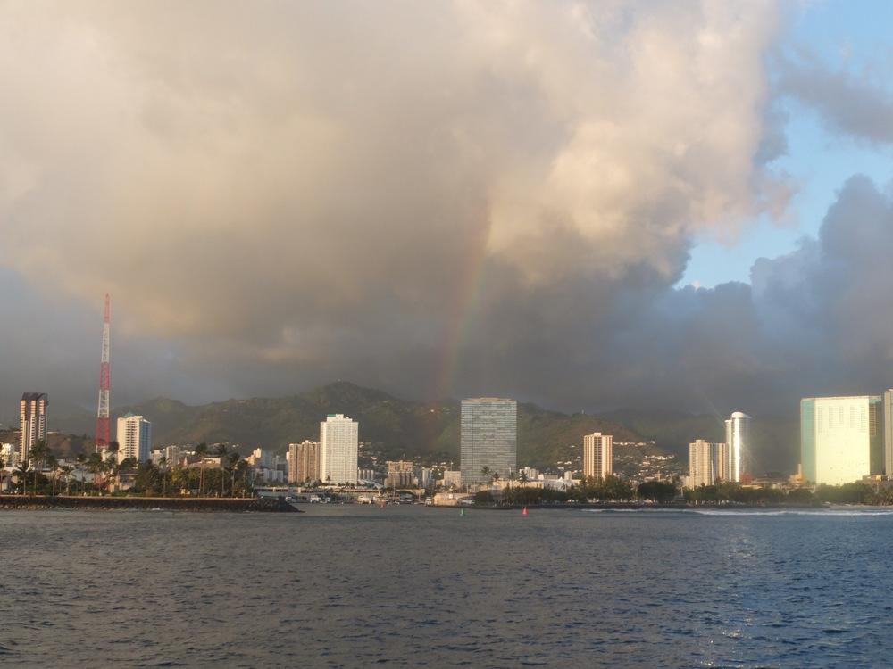 9/2013 See the Rainbow?