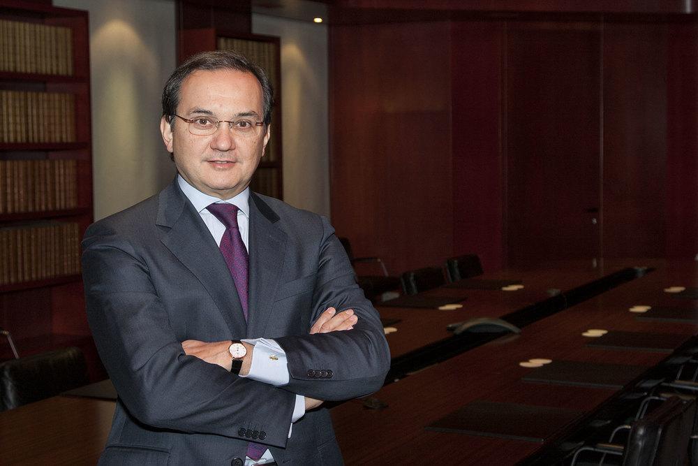 Rafael Cabarcos. Director corporativo de RRHH del grupo Prisa.