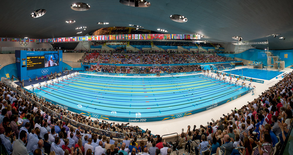 London 2012 Aquatics Centre Panorama_Adam Jacobs Photography.jpg