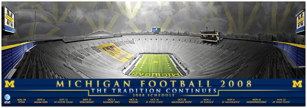 Michigan Football Schedule Poster 2008.jpg