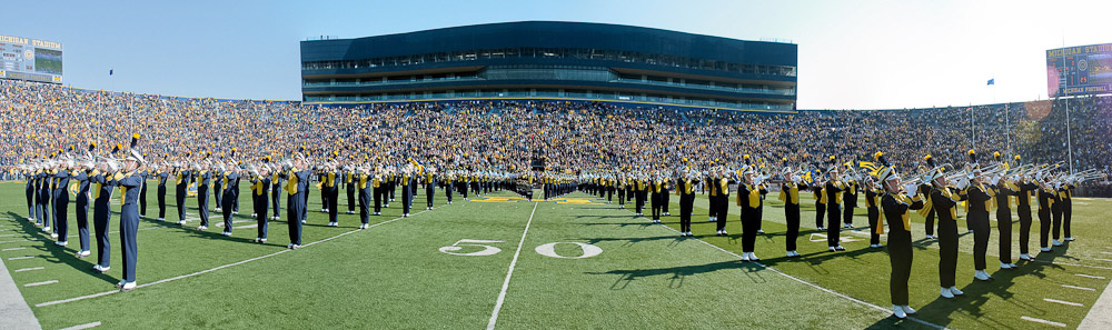 Michigan Marching Band Panorama_Adam Jacobs Photography.jpg