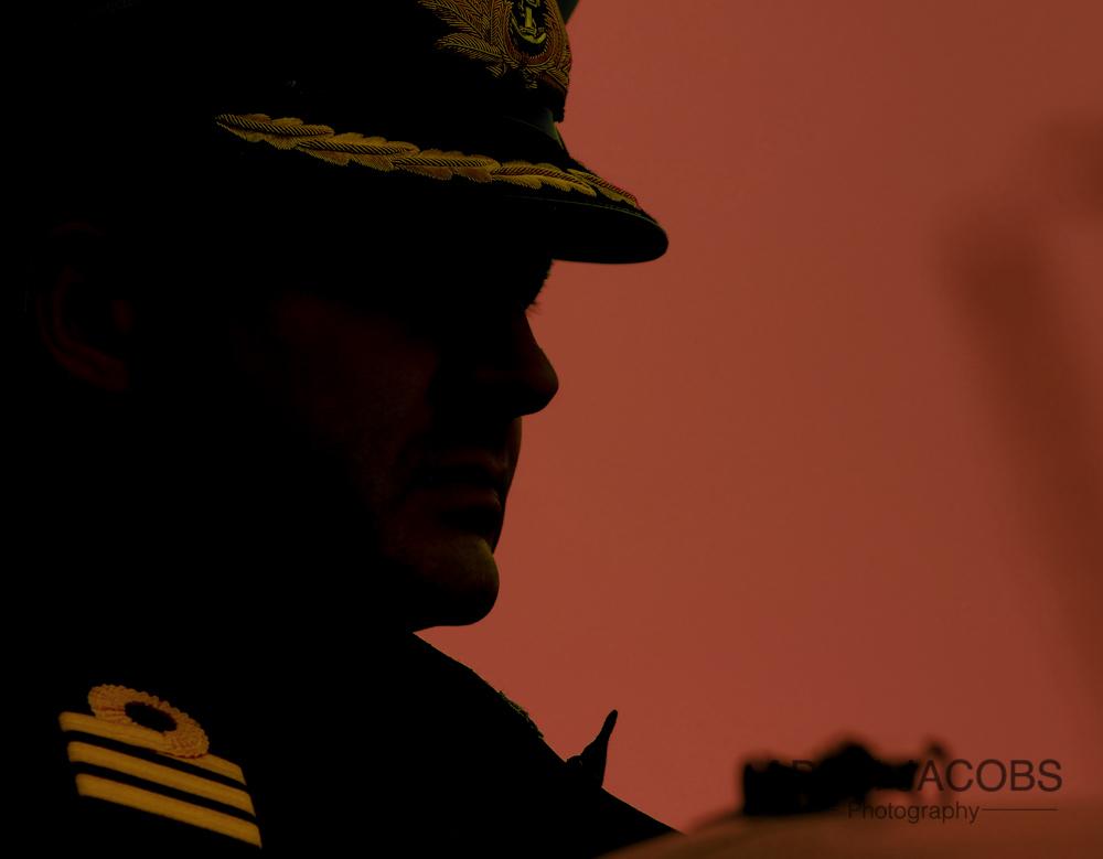 Adam Jacobs Royal Navy Photo Portrait 2