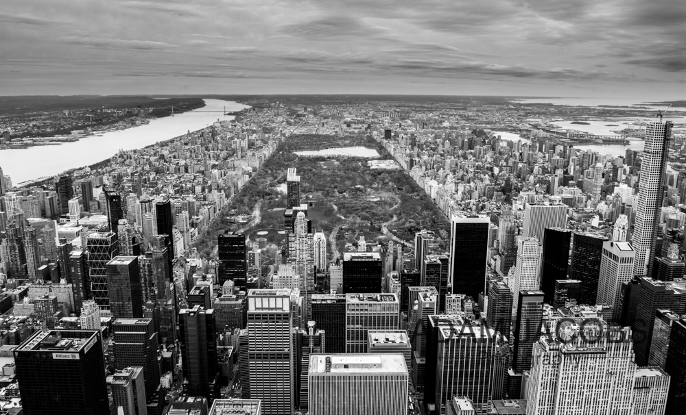 Adam Jacobs Photography_New York Aerial 1_Central Park