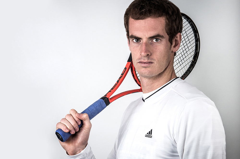 Andy Murray_Adam Jacobs Photo Portrait
