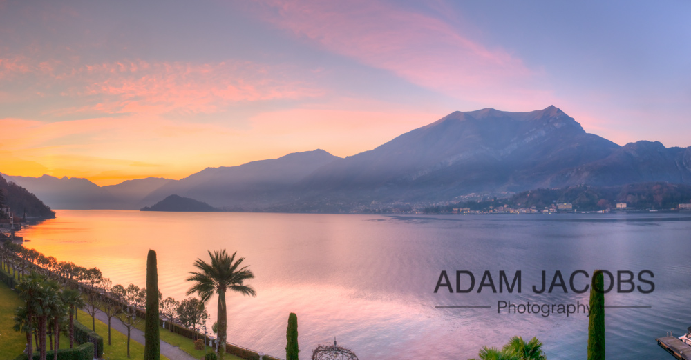 Adam Jacobs_Landscape Photography_Lake Como_Italy