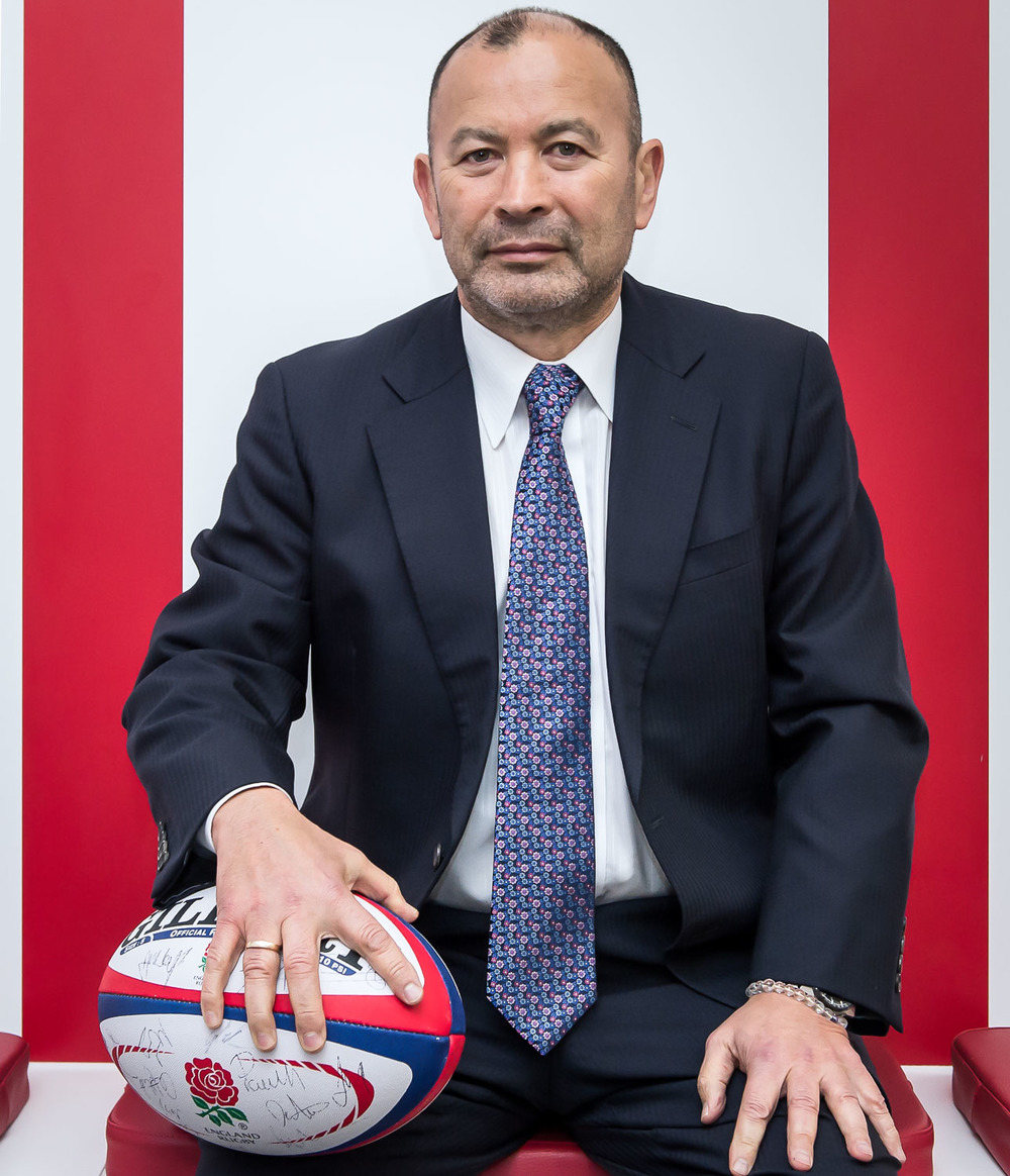 England Rugby Coach Eddie Jones_Adam Jacobs Photography