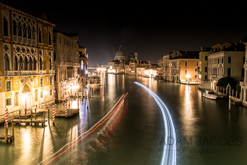 Adam Jacobs Photography Venice Grand Canal Landscape Picture Italy Travel 2