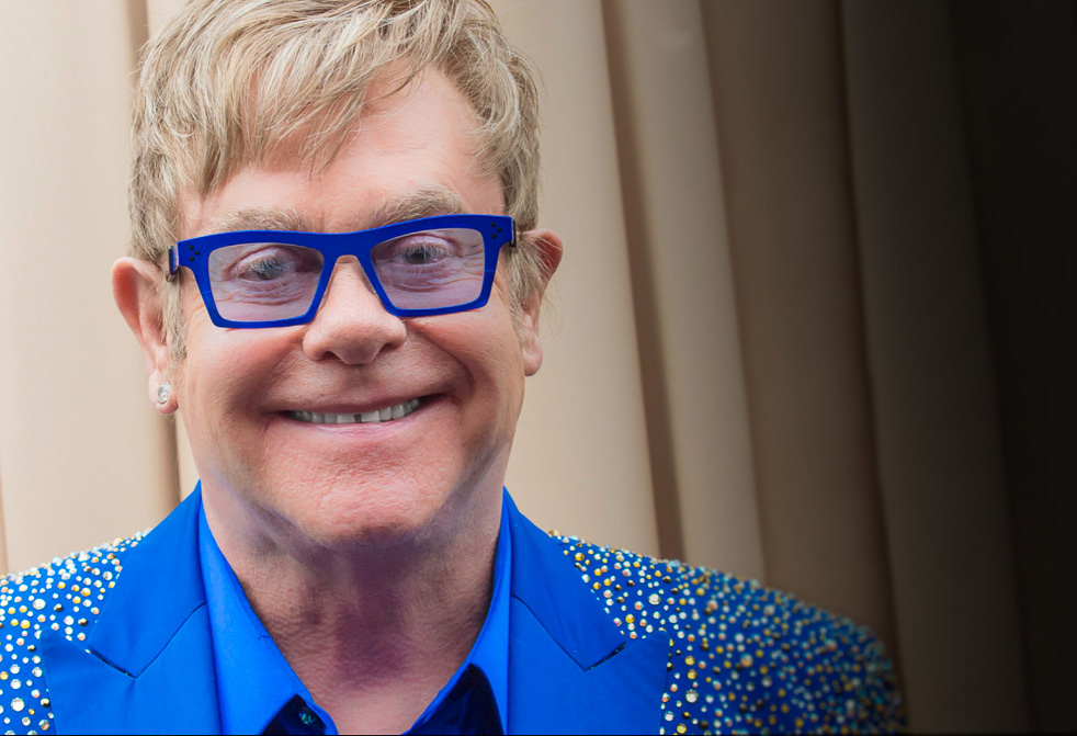 Elton John Portrait_Adam Jacobs