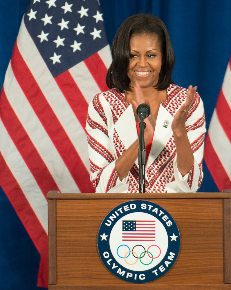 Michelle Obama_Adam Jacobs