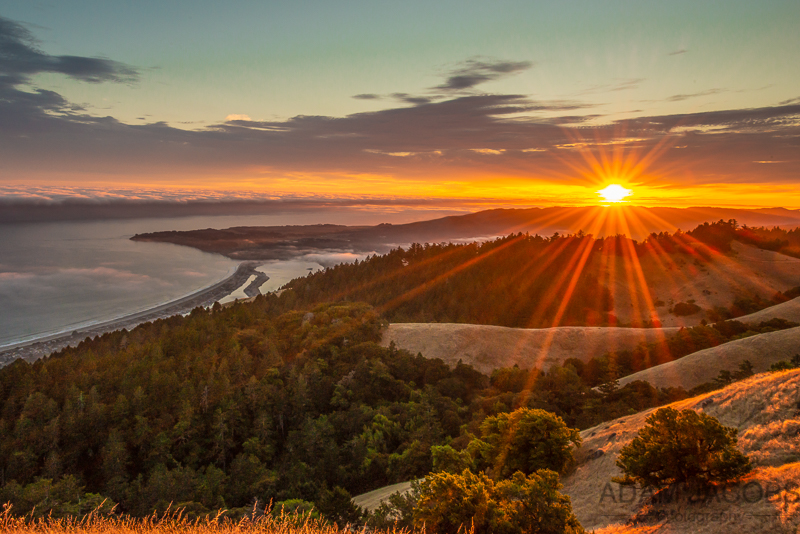 Adam Jacobs Photography Sunset San Francisco Mount Tam Photography Workshops Classes Landscape Fine Art .jpg