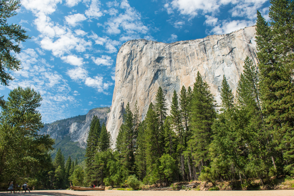 El Capitan Yosemite National Park Adam Jacobs