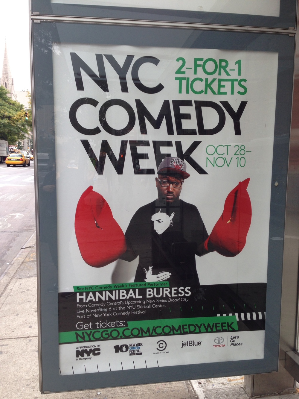 HANNIBAL BURESS LOVES ME