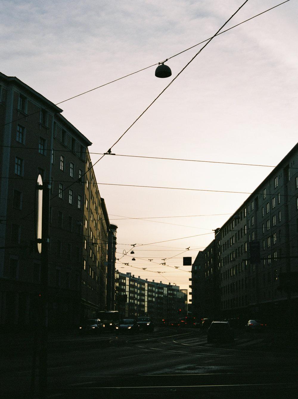Helsinki copyright Katharine Peachey