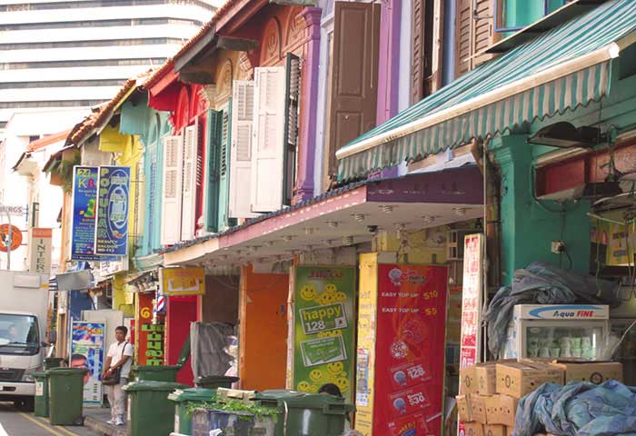 Little India, Singapore | Cloudberry Lane