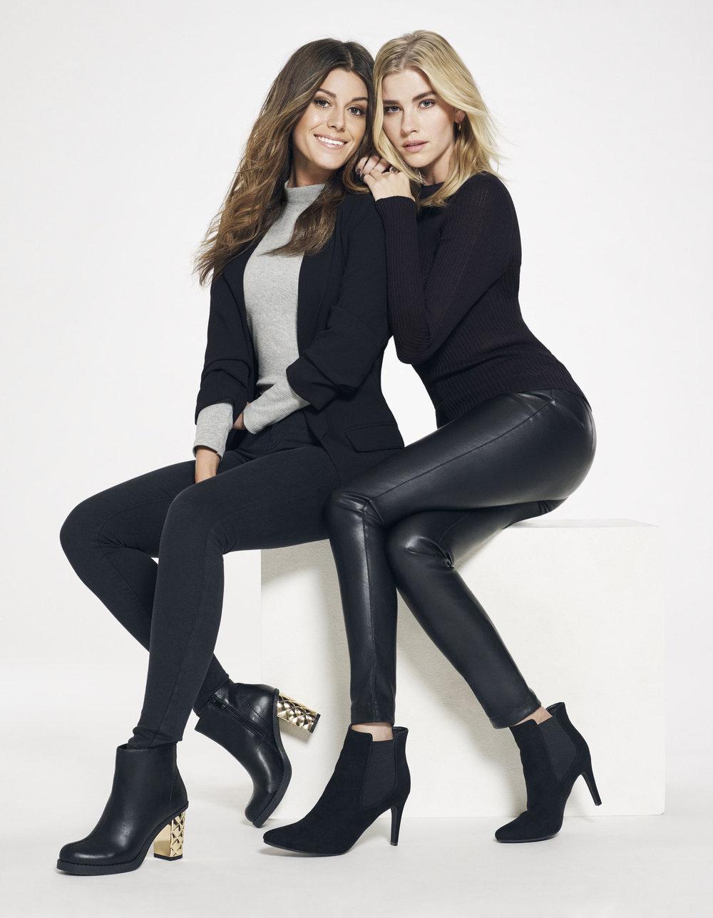 Feetfirst Fall 2016 with Bianca Ingrosso & Elsa Ekman