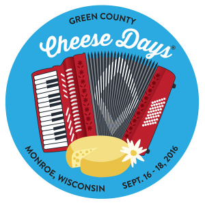 Cheese Days 2016 Button