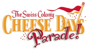 Cheese Days Parade Logo