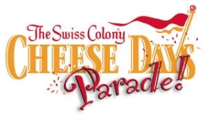 Cheese Days Parade Logo