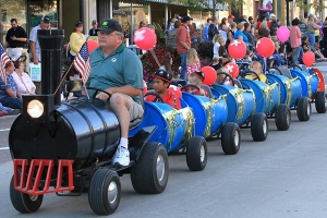 Cheese DaYs Children's Parade