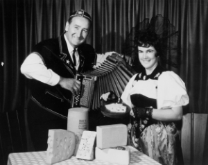 Rudy Burkhalter & Martha Bernet