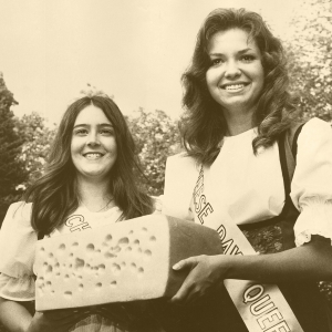 Carol Lehr Nitschke & Jocelyn Kline (1972)
