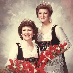 Kristi Tuescher & Debbie Meier Watkins (1984)