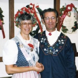Gottlieb & Trudi Brandli (1982)