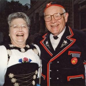Bob & Helena Buehler (1984)