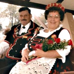 Armin & Kathryn Rufener (1986)