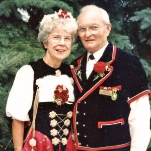 Ben & Lois Kaster (1988)
